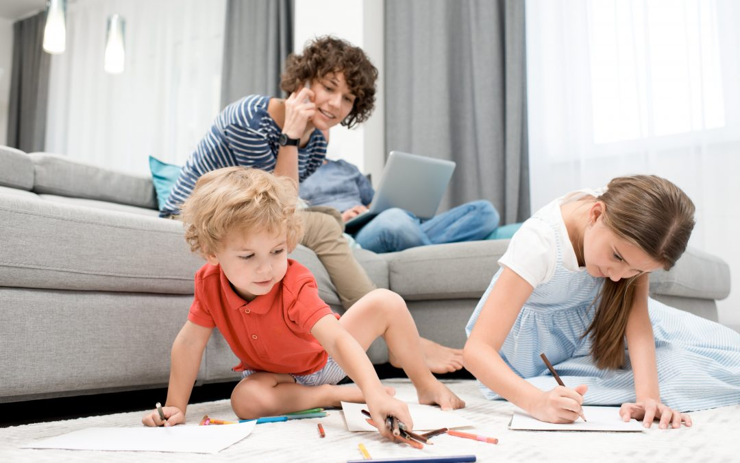 Keeping Your Home Carpets Clean & Safe For Children and Pets